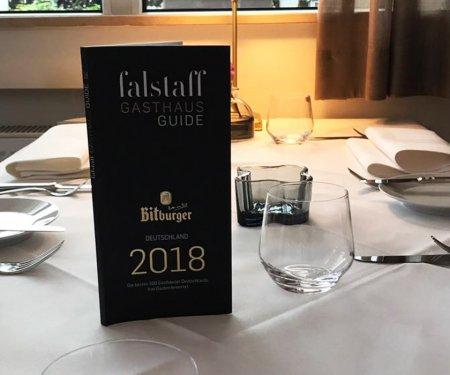 Falstaff Gasthaus Guide 2018