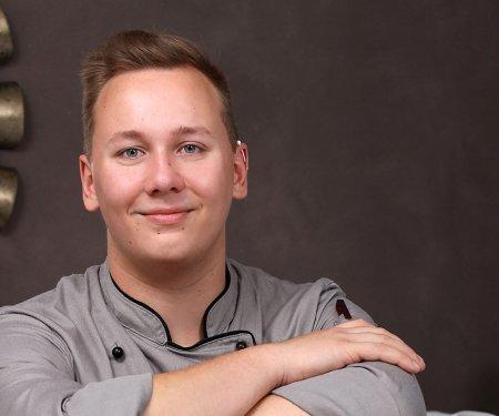 Moritz Mehring verstärkt als Sous Chef unser Küchenteam