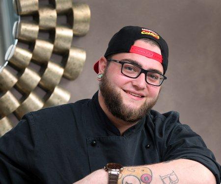 Dominik Hopmann verstärkt als Sous Chef unser Küchenteam